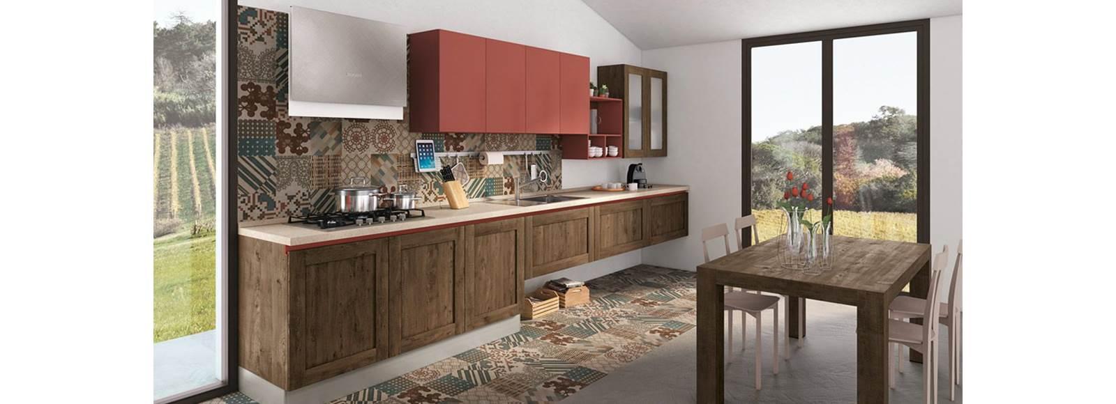 Cucina Creo Kitchens - KYRA TELAIO