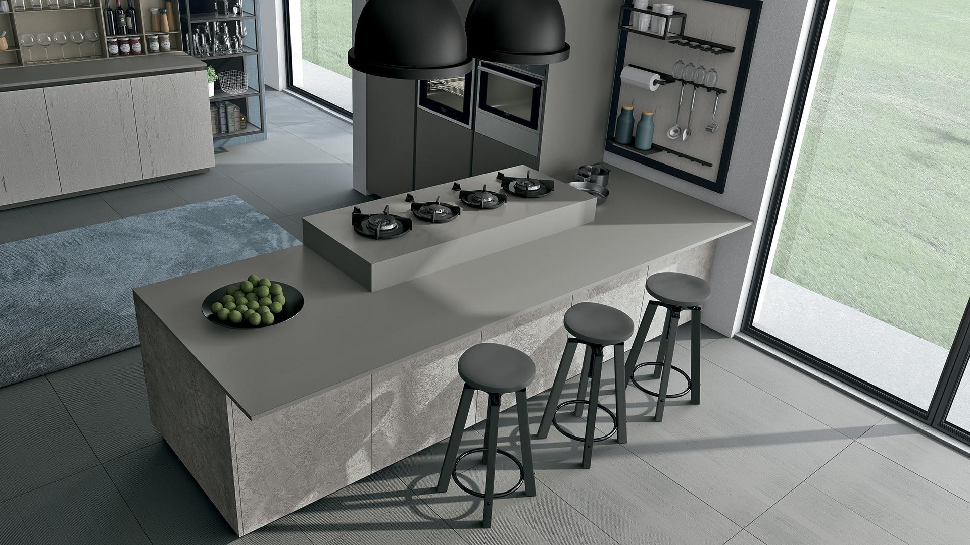 Cucina Lube - OLTRE2
